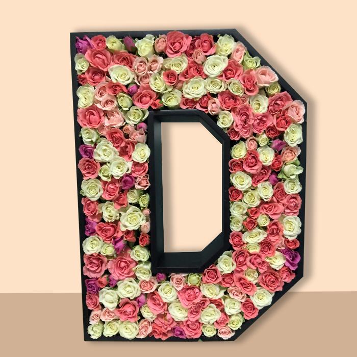 letra d  u2013 flores y expresiones